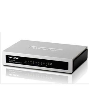 Switch 8 bocas tp-link Modelo tl-sfd mbps
