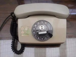 Telefono Antiguo Retro Entel A Disco Funciona Lomas