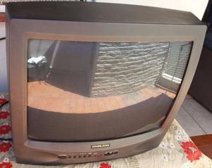 Tv Philco 21´ Perfecto Funcionamiento Pantalla Curva