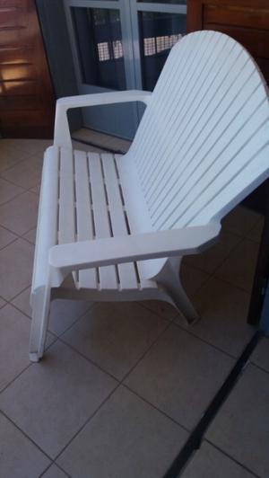 Vendo hermoso sillón 2 cuerpos