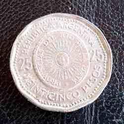 25 pesos  se vende