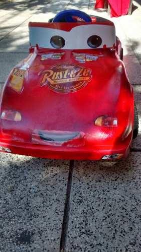 Karting A Pedal Cars, Rayo Mac Queen. Excelente Estado!