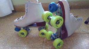 Patines artísticos Top Skate !