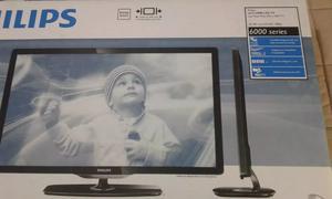 Smart Tv Led Philips 32 Wifi Full Hd+ Soporte Pared