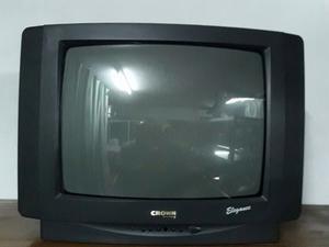"Televisor Crown Elegance 20"""