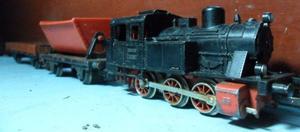 """Tren electrico"" Antiguo set de ferromodelismo Marklin"