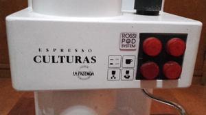 Cafetera espreso La Fazenda