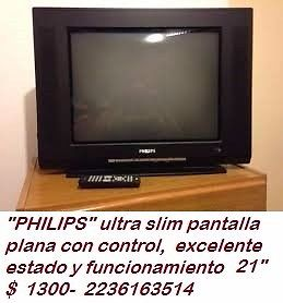 "PHILIPS 21"" ultra slim"