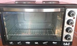 Vendo horno electrico s/grill