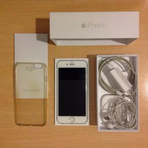 iphone 6 en perfecto estado de 16 gb con accesorios