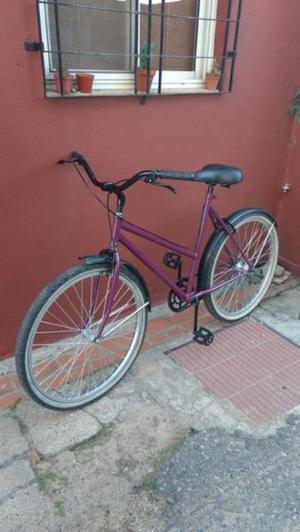 Bicicleta Paseo Rodado 26 Guardabarros San Isidro