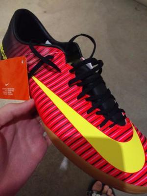 Botines Nike Mercurial Victory Vi Tf para Futsal Nuevos y