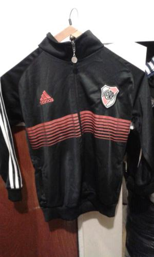 CAMPERA DE ACETATO DE RIVER TALLE 12