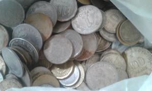 Monedas antiguas varias