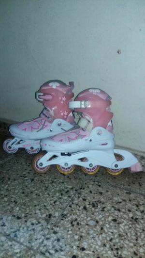Rollers extensibles  como nuevos