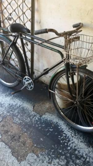 Vendo bicicleta inglesa de hombre rodado 26..doble caño..