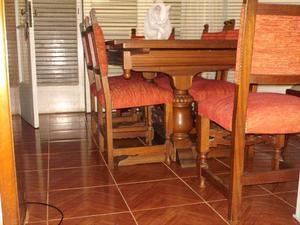 mesa comedor extensible sin sillas