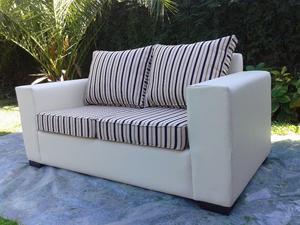 sofa de dos, tres cuerpos o esquinero