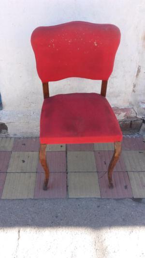 2 sillas para restaurar