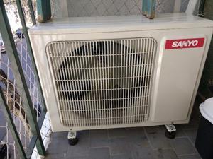 Aire Acond. Split Sanyo  Frio/calor VENDO URGENTE POR