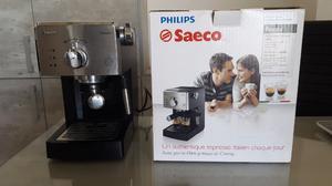 Cafetera Philips Saeco Poemia como nueva