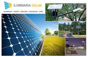 Luminaria para exterior tipo alumbrado posot class for Alumbrado solar exterior