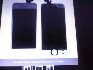 Modulos originales Iphone 6 y 6 s plus