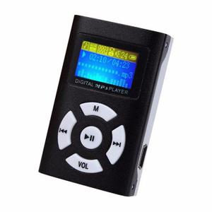 Reproductor Mp3 Lcd Chip Fm + Auris + Usb!