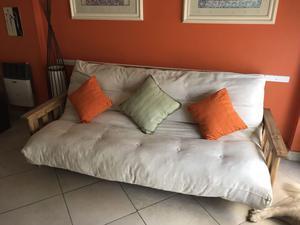 Sillón futon 3 posiciones