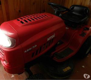 Mini tractor mtd posot class - Tractor cortacesped mtd ...