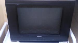 Tv color pantalla plana de 21 Pulgadas marca Sanyo