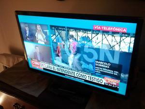"Tv /monitor 24""LG como nuevo"