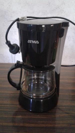 Vendo Cafetera Atma Cae Negra, Sin Uso