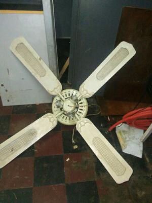 ventilador de techo sin tulipas motor gr