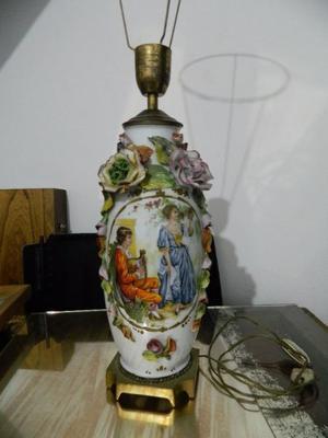 Antigua lampara decorativa