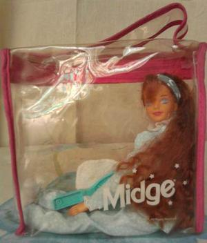 Barbie Midge Hora De Dormir