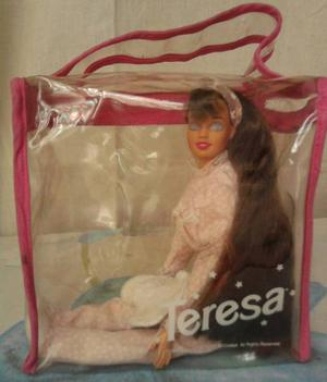 Barbie Teresa Hora De Dormir