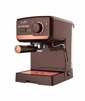 Cafetera Express Nubia Yelmo 19 Bares Bomba Italiana Ce