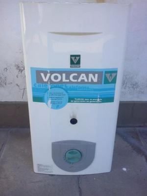 Calefon Volcan Gas Natural (usado)