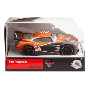 Cars 3 Tim Treadlees Esc: 1:43 Original De Disney Store