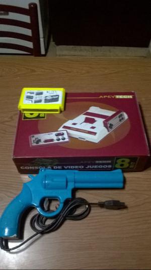 Pistola De 15 Pines Nueva Para Consolas Family Posot Class