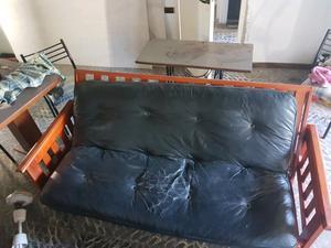 Futon sofá cama