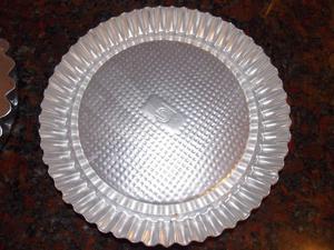 Molde de tarta de 26cm de diametro y 3 cm de alto