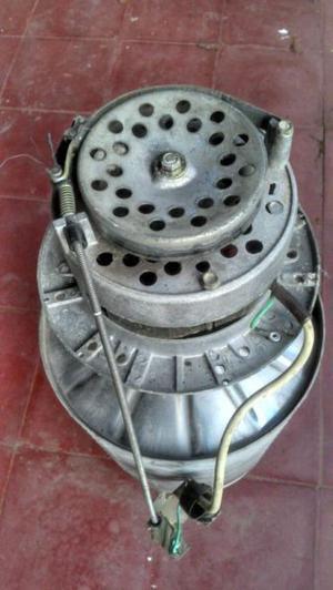 Motor y tambor o tacho acero de secarropas centrifugo