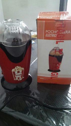 Pochoclera Eléctrica Popcorn