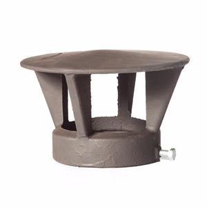 Sombrero De Fundición De Hierro 4 Pulgadas Para Salamandras
