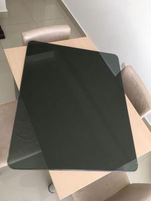 Tapa de mesa de vidrio