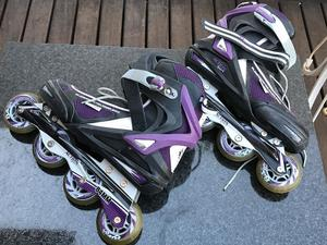 VENDO ROLLERS ACTION CON FRENO TALLE 44
