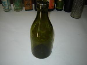Antigua Botella De Leche  Cc