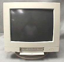 Monitor Nec multisync XV14